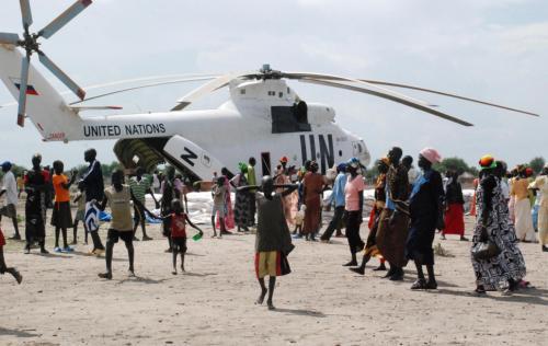 The UN in Sudan