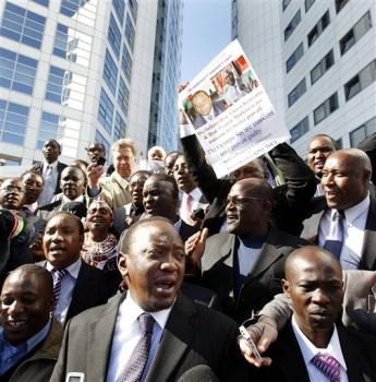 The ICC & the AU: should African leaders be given immunity from their crimes?