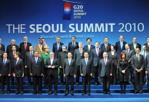 G-20 Summit fails to tackle currency issues...