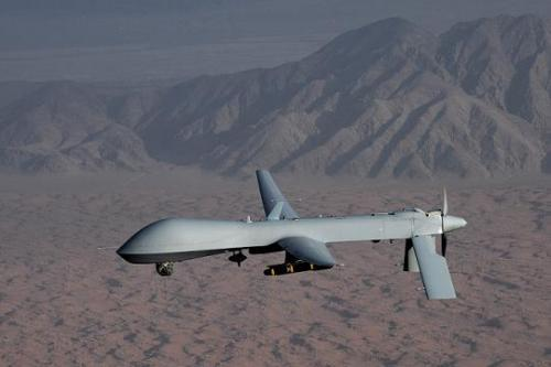 Drone Strikes in the FATA...